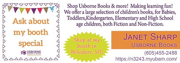Usborne Books Janet Sharp - Belvidere.ti