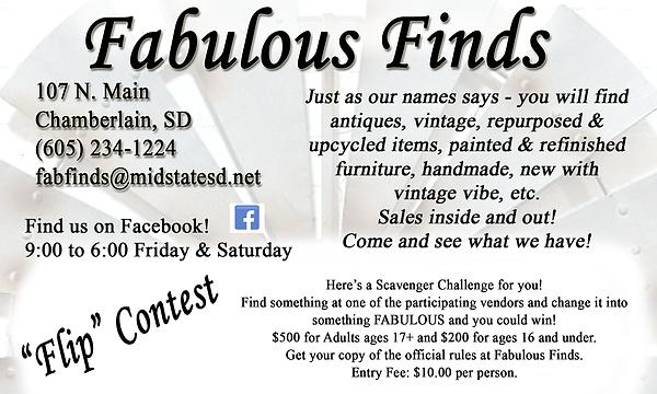 Fabulous Finds - Chamberlain.tif