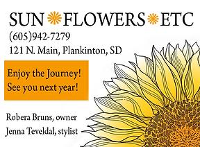Sun-flowers Etc - Plankinton.tif