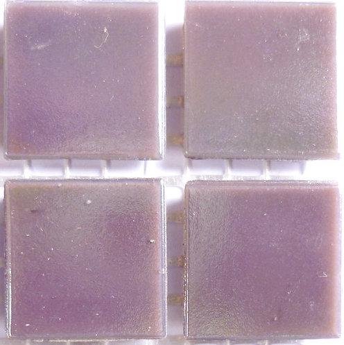 579a Iridescent lilac 20mm glass mosaic tile