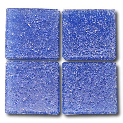 560 Cornflower blue 20mm glass mosaic tile