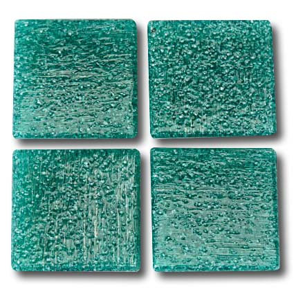 546 Spruce Spring Green 20mm glass mosaic tile
