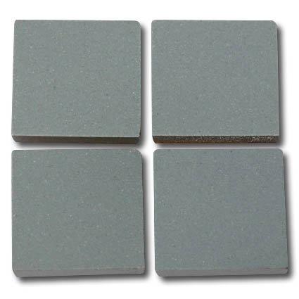 651 Steel blue 24mm - a sheet of 49 ceramic tiles