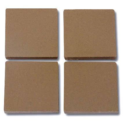 659 Brown 24mm - a sheet of 49 ceramic tiles