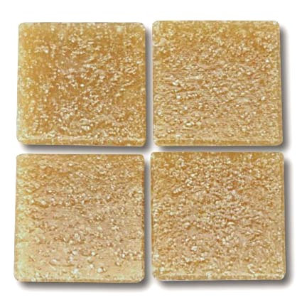 512 Honey 20mm glass mosaic tile
