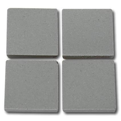 649 Pale grey-blue 24mm - a sheet of 49 ceramic tiles
