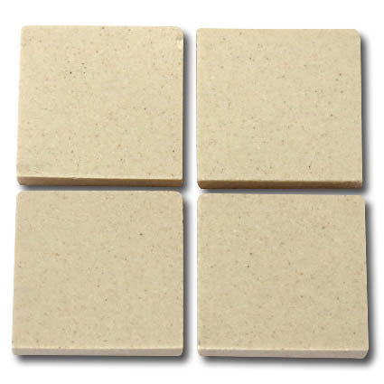 656 Off white 24mm - a sheet of 49 ceramic tiles