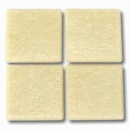 510 Wheat 20mm glass mosaic tile