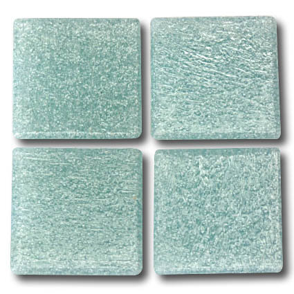 548 Winter Sky 20mm glass mosaic tile