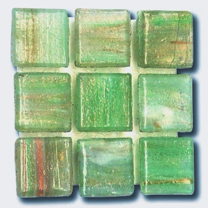 587s 10mm glass mosaic tile