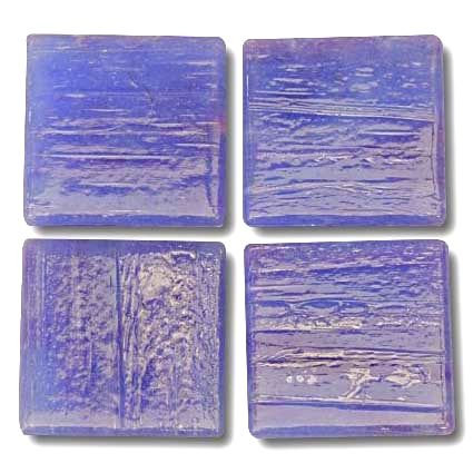 567a Lavender blue 20mm glass mosaic tile