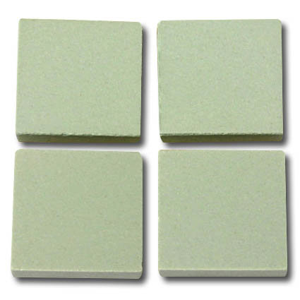 624 Pale green 20mm ceramic tile