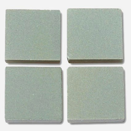 624b Pale Grey-green 20mm ceramic tile
