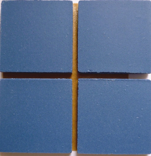 643 Dark blue 24mm ceramic mosaic tile