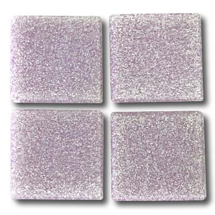 566 Lilac 20mm glass mosaic tile