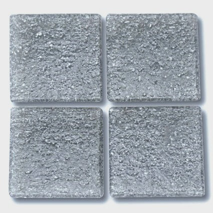 506 Grey 20mm glass tile