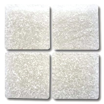 504 Pale grey 20mm glass tile