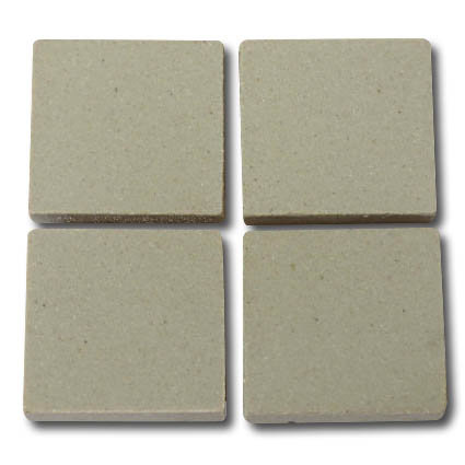 648 Pale grey-green 24mm - a sheet of 49 ceramic tiles
