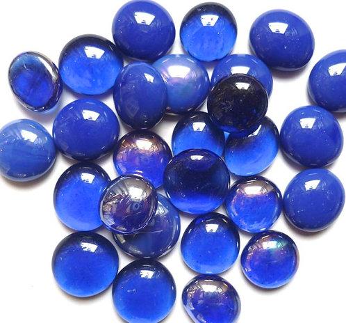 Glass gems - Blues