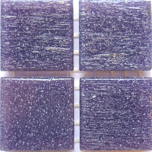 566a Heather 20mm glass mosaic tile