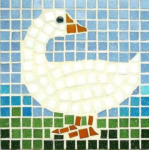 Goose Mosaic Kit