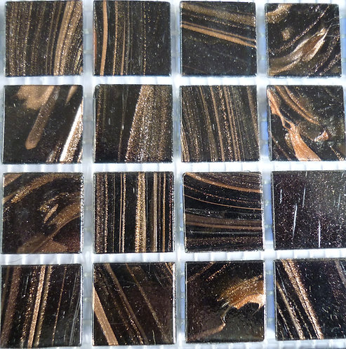 Special; Dark chocolate gold veins. Large sheet.