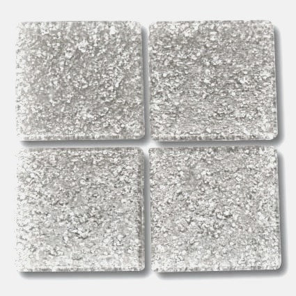 505 Mid-grey 20mm glass tile