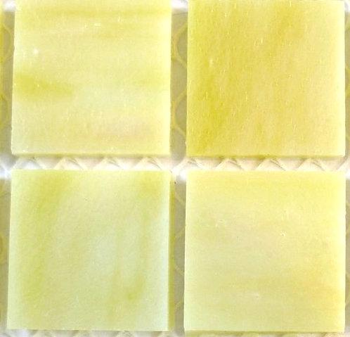 Lustrous Sherbet Yellow
