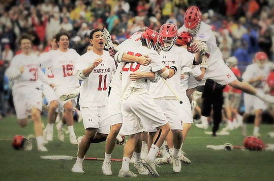 University of Maryland Terps win lacrosse championship