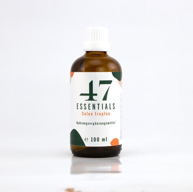 47 Essentials Colon Tropfen (100 ml)