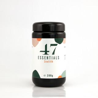 47 Essentials Zeolith