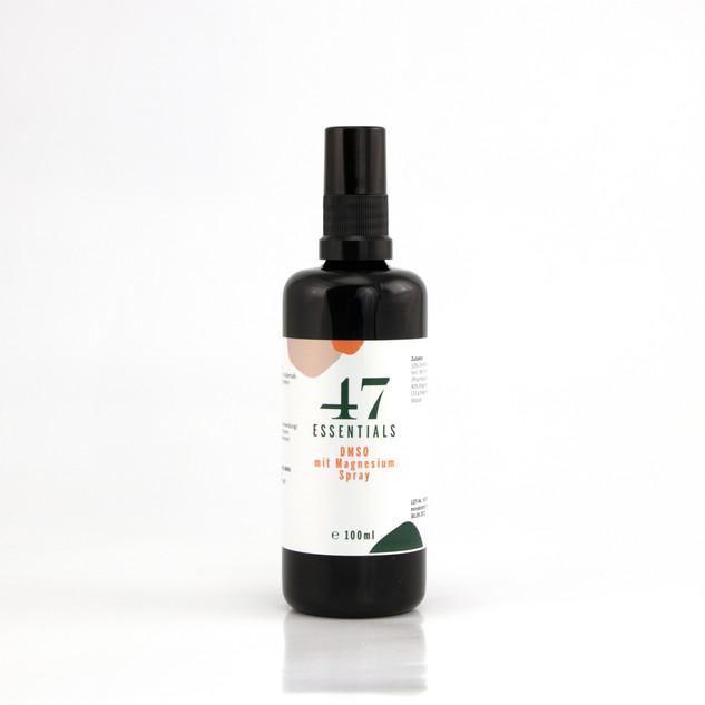 47 Essentials DMSO mit Magnesium Spray 100ml