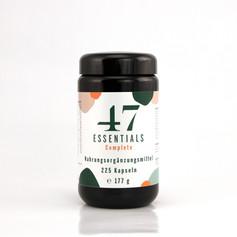 47 Essentials Complete (225 Kapseln)