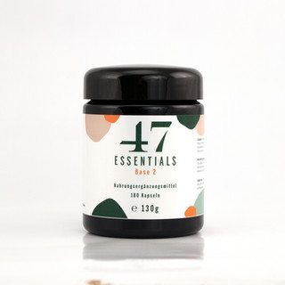 47 Essentials Base2 (180 Kapseln)