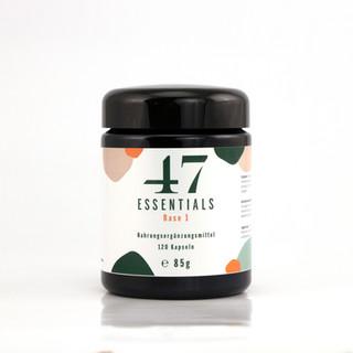 47 Essentials Base 1 (120 Kapseln)