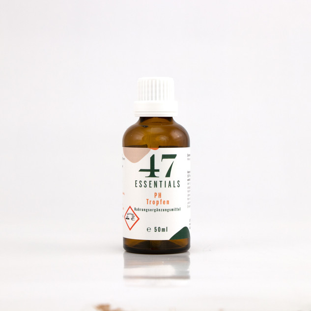 47 Essentials PH Tropfen (50 ml)
