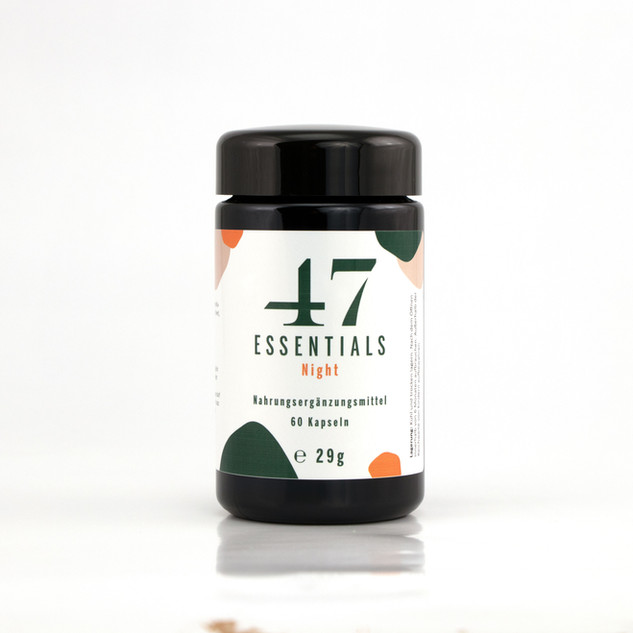 47 Essentials Night (60 Kapseln)