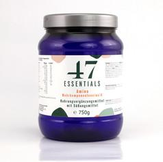 47 Essentials Amino (750 Gramm)