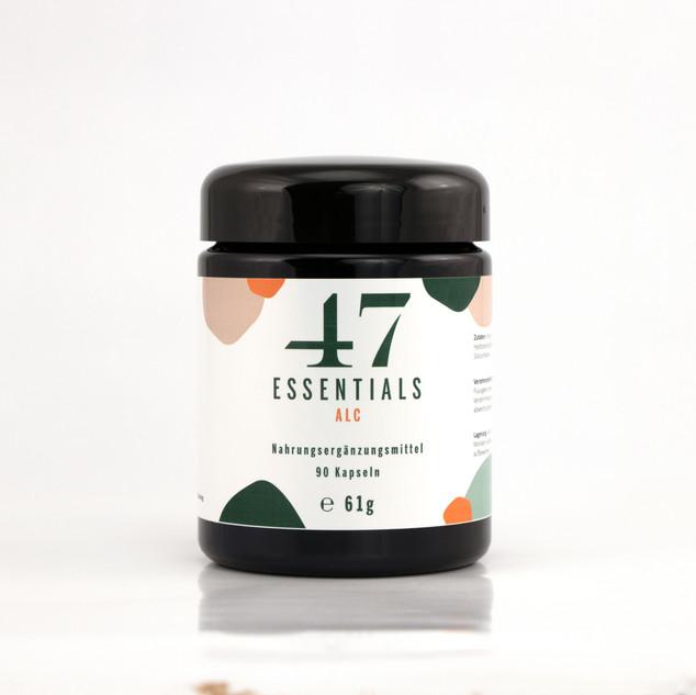 47 Essentials ALC forte (90 Kapseln)