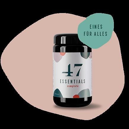 47 Essentials Complete bei Symbiosolutions