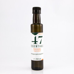 47 Essentials Curcuma liposomal (250 ml)