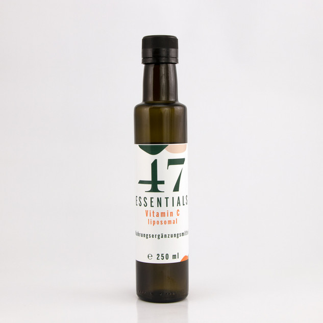 47 Essentials Vitamin C liposomal (250 ml)