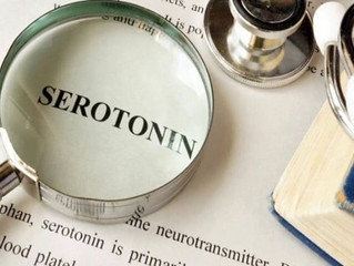 This is good to know: Alzheimers: Low serotonin levels may drive development