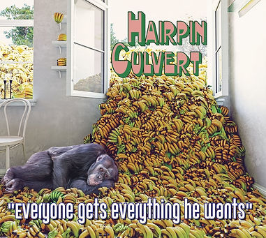 Hairpin Culvert album, Everyone Gets Everything He Wants