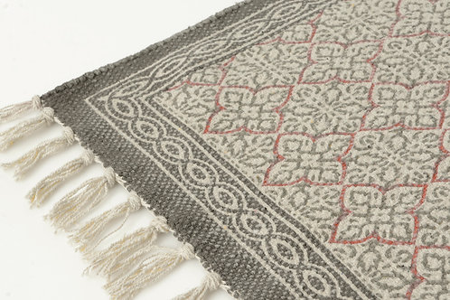 Tapis boudoir 100% coton 120x180 cm