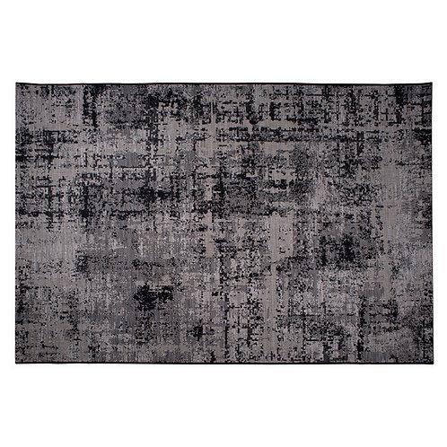 Tapis 100% polypropylène 120x170 cm gris