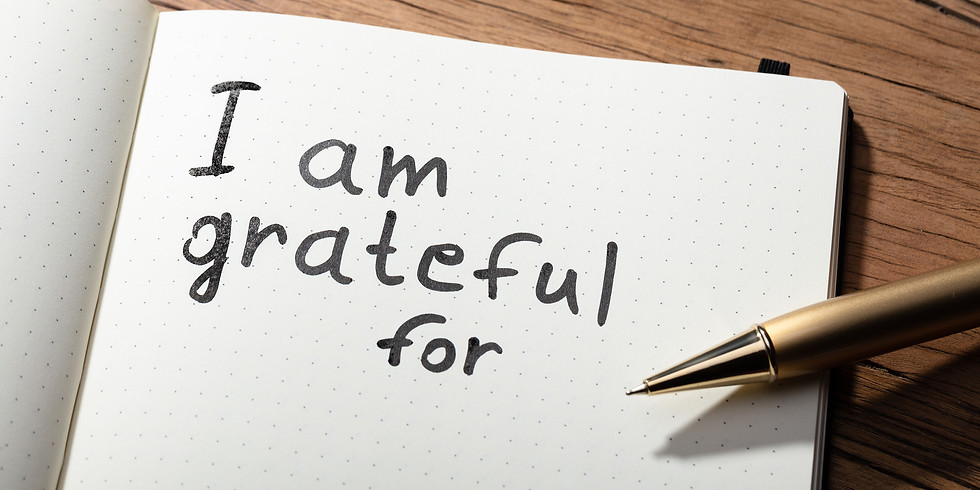 Gratitude Thursday