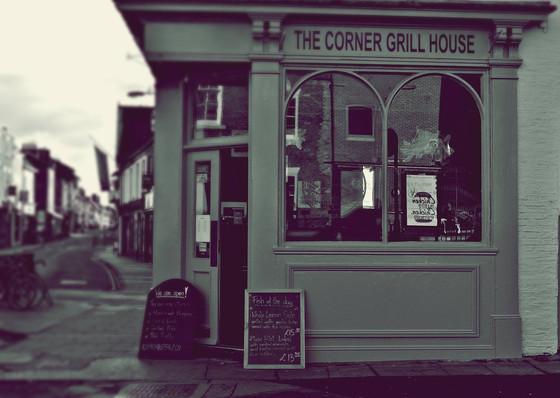 Corner Grill House - tastes like home!