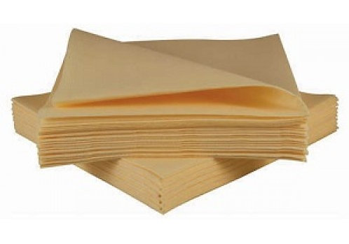 Luxurious Butter Milk Napkins 3 ply- pack of 1000