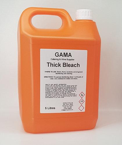 GAMA Thick Bleach -5l